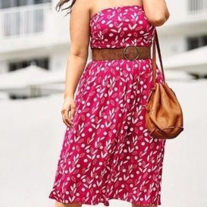 Lane Bryant Removable Strap Dress Size 22/24